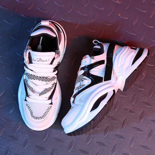 EAF Sneakers white
