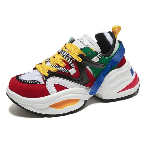 EAF Sneakers red