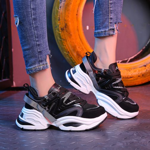 EAF Sneakers black