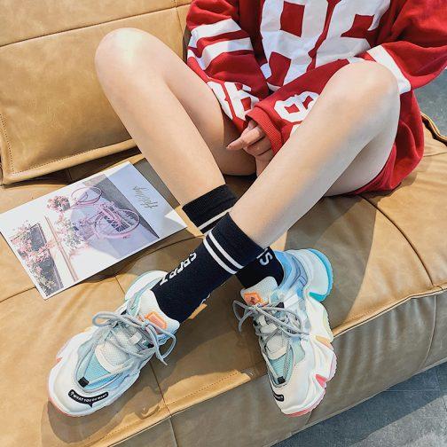 Arvoss Jelly Sneakers