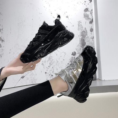 Arvoss Marble Sneakers