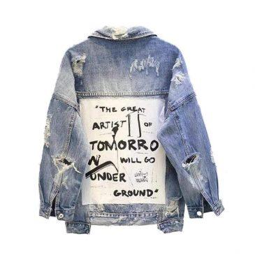Ruskey Denim Jacket