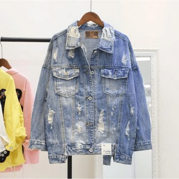 Ruskey Denim Jacket
