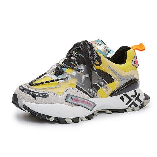 Men's Cobalt Sneakers