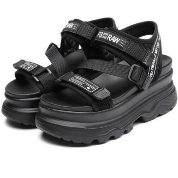 Veltura Raw Sandals