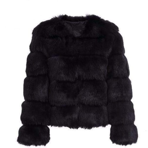Luxo Fur Jacket