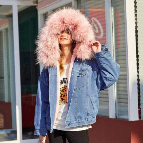 Oslo Fur Jacket