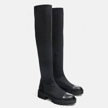 Kiara Knee High Boots